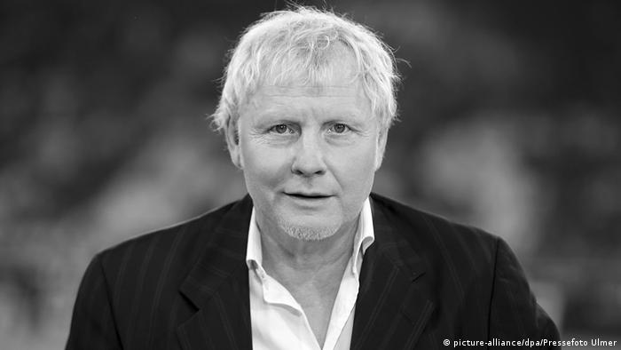 Manfred Burgsmüller, deutscher Fußballspieler