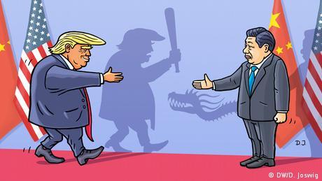"""Την κόντρα Κίνας-ΗΠΑ """"πληρώνουν"""" ξένες εταιρείες"""