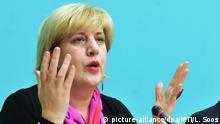 Menschenrechtskommissarin des Europarats Dunja Mijatovic