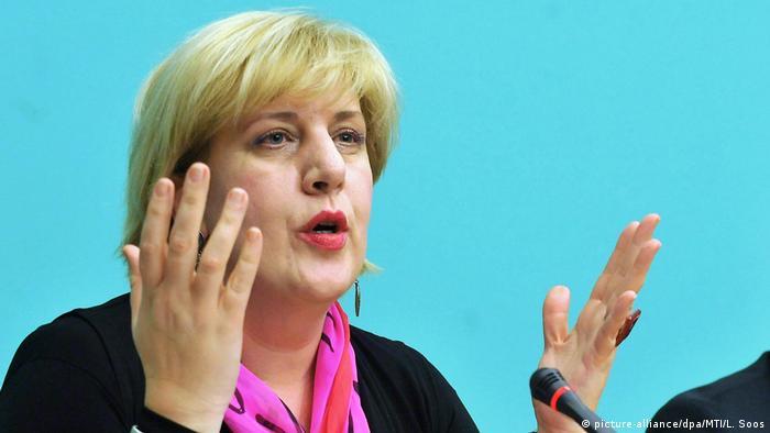Комиссар Совета Европы по правам человека Дунья Миятович