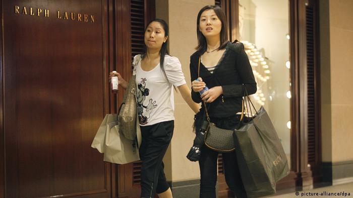 China | Shopping | Hongkong | Luxus