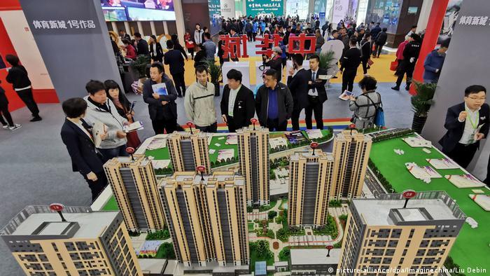 China Hauspreisanstieg signalisiert wirtschaftliche Erholung (picture-alliance/dpa/Imaginechina/Liu Debin)