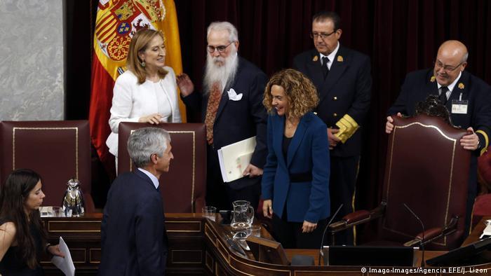 Spanien Konstituierende Sitzung des Parlaments | Meritxell Batet wird Specherin