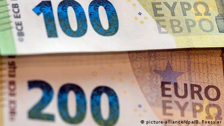 Από 28 Μαΐου τα νέα χαρτονομίσματα 100 και 200 ευρώ