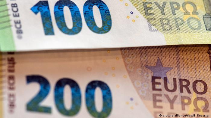 Neue 100 Und 200 Euro Scheine Kommen In Umlauf Aktuell Europa Dw 28 05 2019