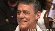 Sänger Chico Buarque