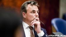 Niederlande Vize-Justizminister Mark Harbers