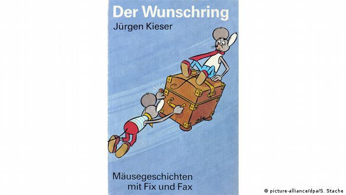 Fix und Fax Cover des Heftes Der Wunschring