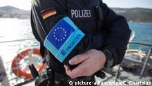 Greichenland Insel Samos Frontex-Einsatz