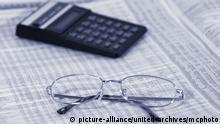 Symbolbild Aktienkurse - Finanzen - Business