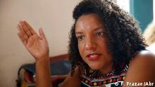 Brasilianische Politikerin Renata Souza