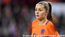 Fußball WM-Qualifikation | Niederlande - Nordirland | Lieke Martens