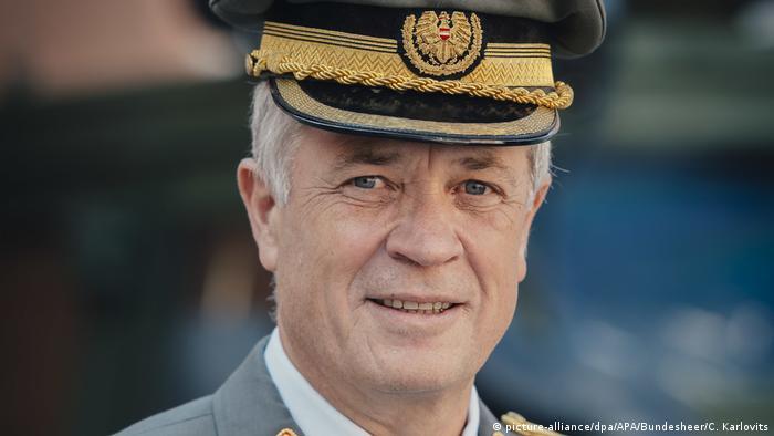 Der stellvertretende Generalstabschef Johann Luif wird Minister für Verteidigung