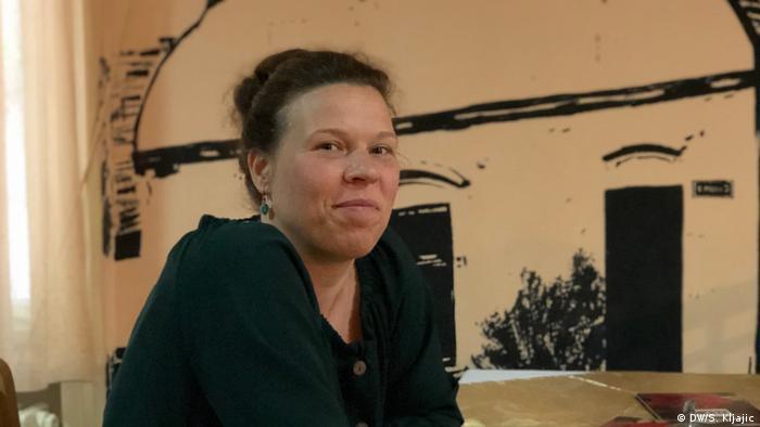 Viktoria Zakinski-Toma, Ungarin aus Serbien