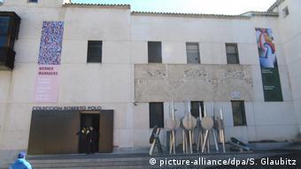«Συλλογή Ρομπέρτο Πόλο. Κέντρο μοντέρνας και σύγχρονης τέχνης» στο Τολέδο