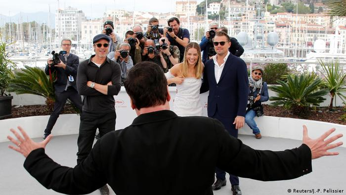 Filmfestspiele in Cannes - Premiere von Once Upon a Time in Hollywood (Reuters/J.-P. Pelissier)
