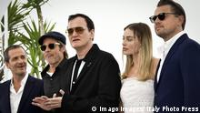 Filmfestspiele in Cannes - Premiere von Once Upon a Time in Hollywood