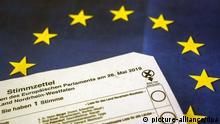 Deutschland | Europawahlen 2019