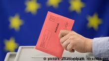 Deutschland | Europawahlen 2014