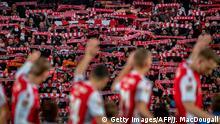 Fußball Union Berlin vs. Ingolstadt | Fans