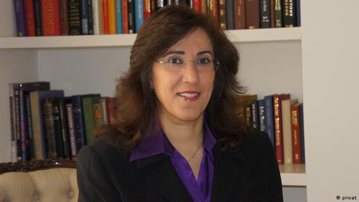 Madawi Al Rasheed, Oppositionelle in Saudi-Arabien (privat)