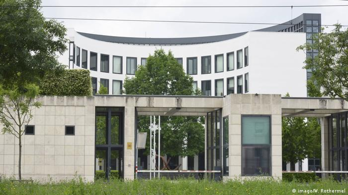 Federal Prosecutor's Office in Karlsruhe (imago/W. Rothermel)
