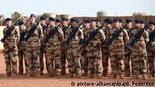 Mali Gao - G5-Staaten planen neue Eingreiftruppe in der Sahelzone
