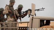 Mauretanien G5 Sahel Taskforce (Getty Images/AFP/T. Samson)