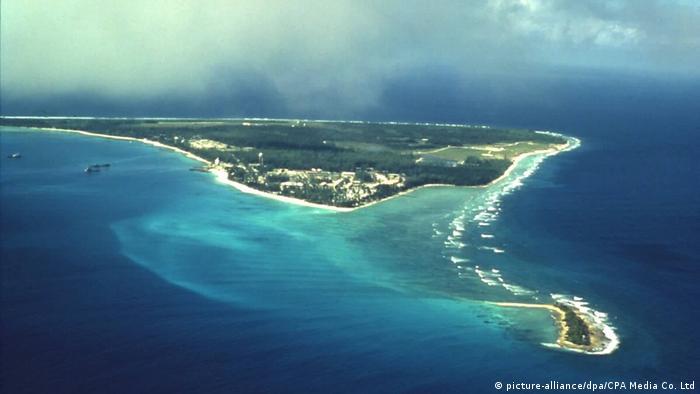 Insel Chagos | BIOT (British Indian Ocean Territory): Diego Garcia Base