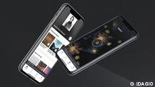 Mai 2019 IDAGIO Landscape Two Phones