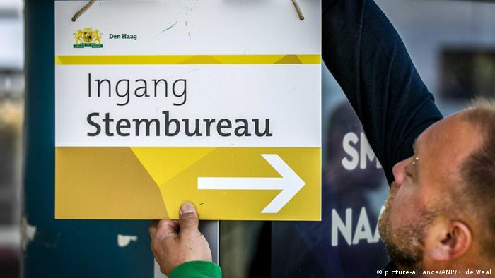 Niederlanden EU-Wahlen