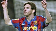 Barcelona Lionel Messi Unicef Trikot