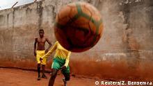 BdTD Kamerun Mädchen-Fußball