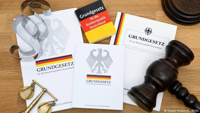 В Основному законі ФРН закріплені головні права і свободи людини