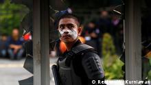 Indonesien Unruhen nach der Wahl