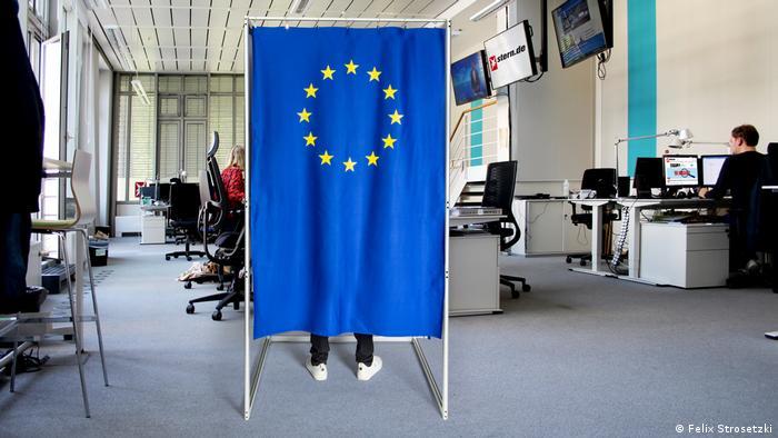 BG Ungewöhnliche Orte in Deutschland für EU-Briefwahl (Felix Strosetzki)