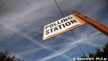 EU Wahl   Start in Großbritannien und Niederlanden