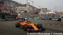©PHOTOPQR/NICE MATIN ; 75ème Grand Prix de Monaco - dimanche 27 mai 2018 - 14 Fernando Alonso - McLaren Foto: Jean François Ottonello/MAXPPP/dpa |