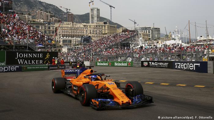 Formel Eins Grand Prix in Monaco 2018