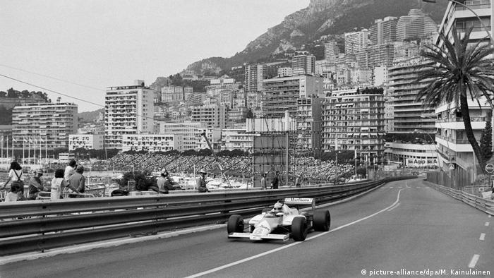 Formel Eins Grand Prix in Monaco 1983 Niki Lauda
