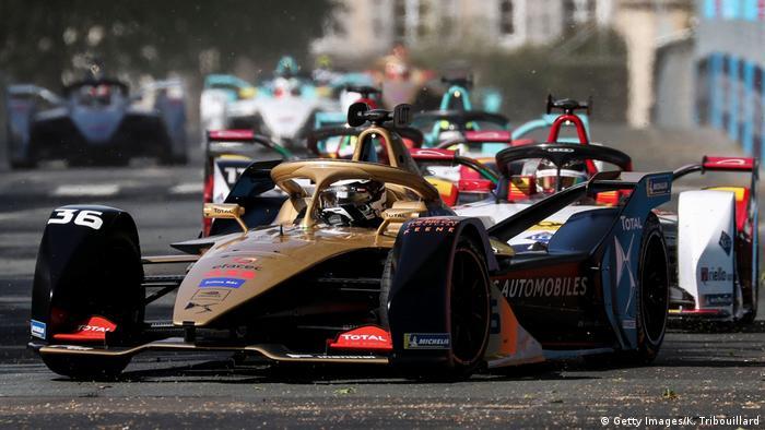Formel E Rennen Paris