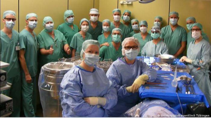 Uni-Klinik Tübingen | Gebärmuttertransplantation