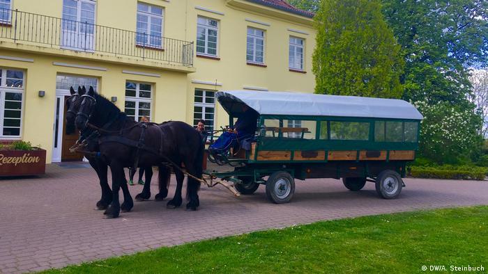 Deutschland Herrenhäuser in Mecklenburg-Vorpommern Gut Gremmelin