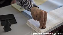 Istanbul Kommunalwahlen in der Türkei