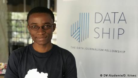 Journalist Will Cleas Nlemvo