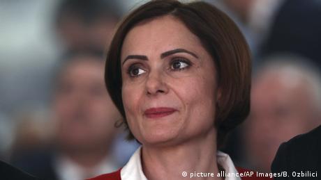 Ο Ερντογάν θέλει την Καφταντσίογλου στη φυλακή