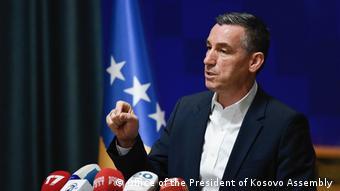 Kosovo | Kadri Veseli (Office of the President of Kosovo Assembly )