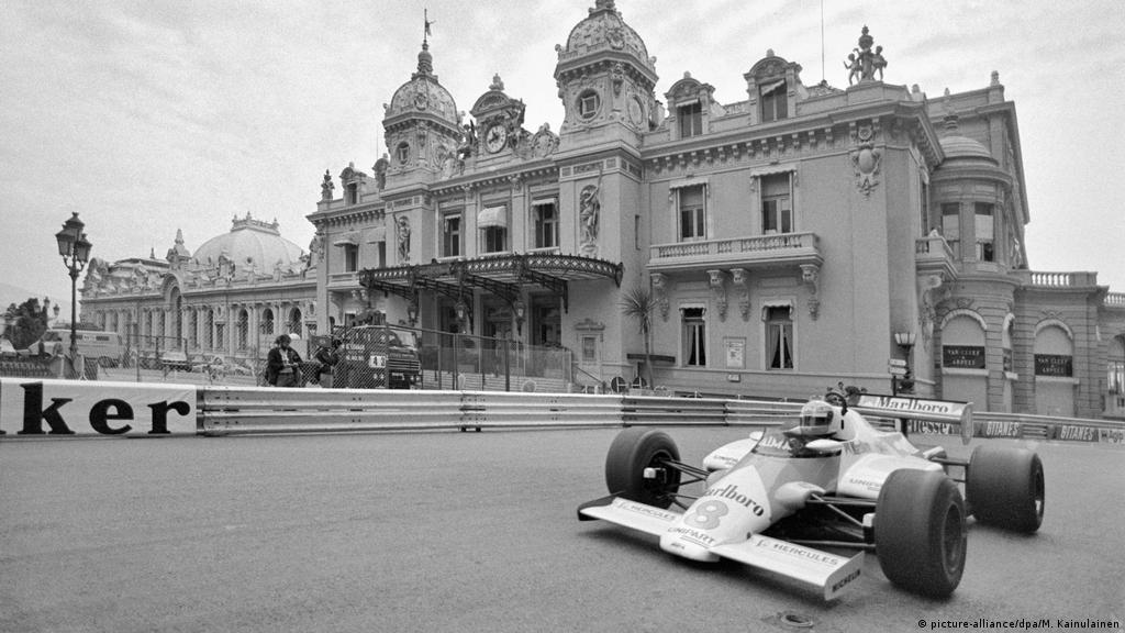 Emotional tributes to Niki Lauda at Monaco Grand Prix | All