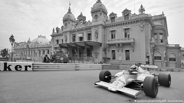 Formel 1 1983 Monaco Grand Prix (picture-alliance/dpa/M. Kainulainen)