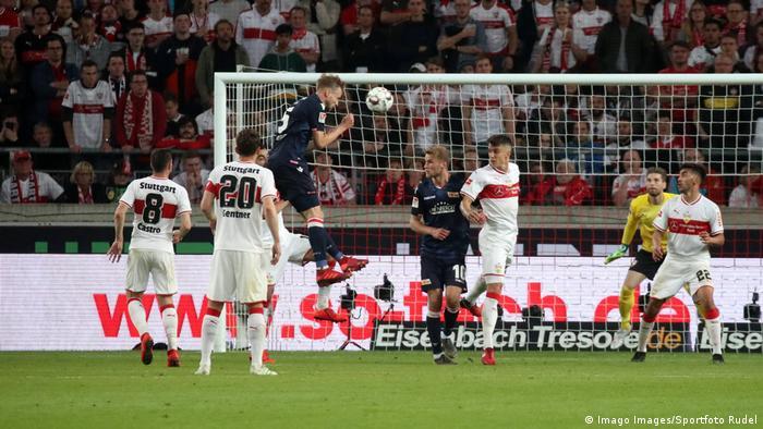 Fußball Relegation VfB Stuttgart vs. 1. FC Union Berlin 2:2